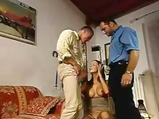 maria bellucci, office assistant maria double