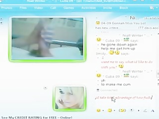 51 year old stroking on msn (me)