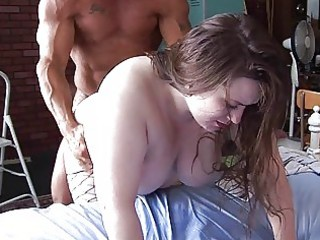 randy dark brown chunky playgirl acquires slammed