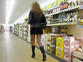 flashing in shop