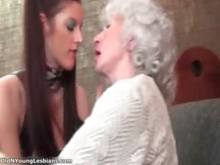 naughty older lesbian babes receive excited part7