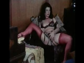 frolicsome vintage red-light sisters with