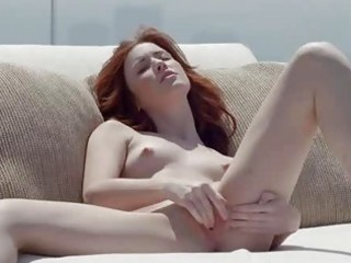 delicious redhaired honey rubbing