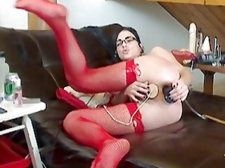 perverted cam session with bianca and her toys