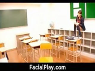 facial play - facial japan cumshots and bukkake 13
