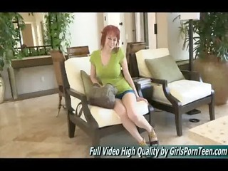 zoey redhead dilettante squirting sex