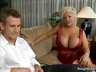 breasty cougar claudia marie seducing sons ally