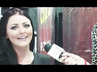 clip interview with adult entertainment star