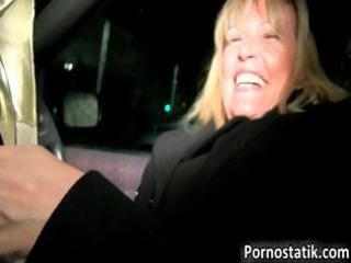 aged but lustful blonde woman part3