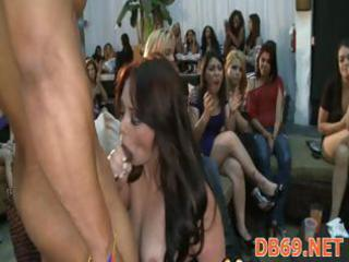 playgirl acquires drilled in front