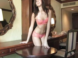 madeline angelic dark brown gal fingering slit