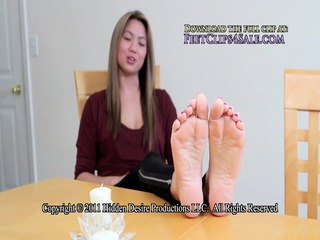 skylers soft soles / foot worship