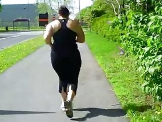fat dolly running