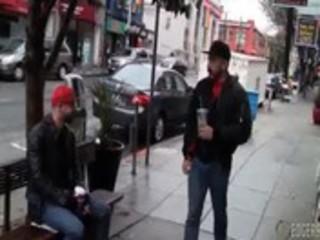 homosexual pickup on castro street