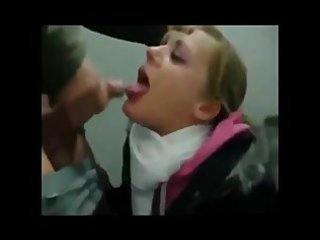 German teen deepthroat