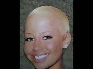 amber rose facial