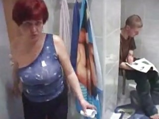 mommy and lad having sex in throne-room