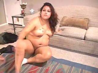 pregnant anal latin sweetheart housewife