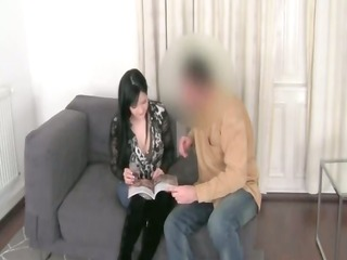 fake agent having sex with nipps gal