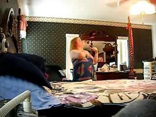 hidden webcam of allies mama