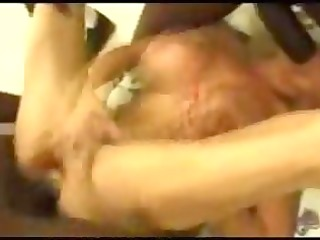 bizarre anal sex with wicked wench golden-haired