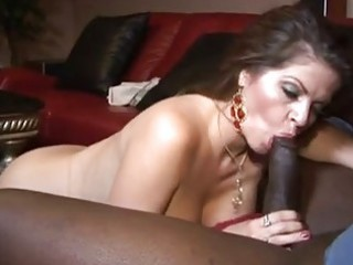rod loving wench fills her dirty throat with an