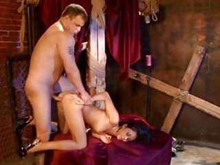 jessica valentino is filmed as she is sucks and