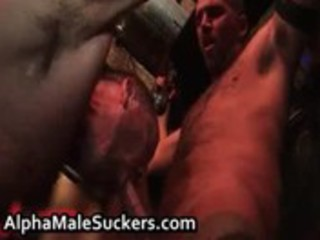 very hawt homosexual males fucking and engulfing