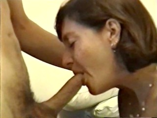 aged sweetheart giving hawt oral-service