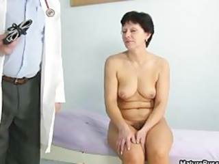 concupiscent older mamma t live without getting a