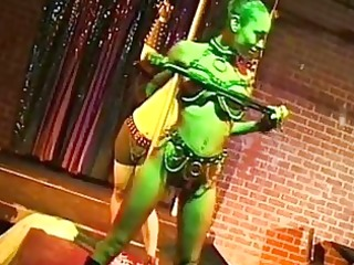 pornstar stripper crystal knight receives slutty