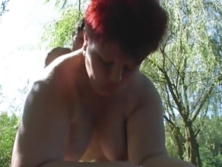granny big beautiful woman anal