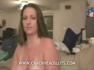 crazy crackhead describes her reality