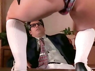 allysin fuck the boss