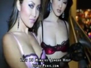 ami lovely oriental lesbo