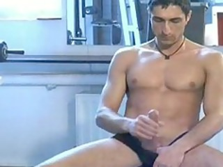 igor in the gym
