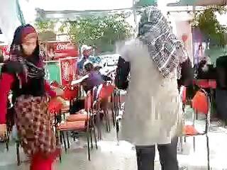 arab hijabi floozy dancing 88