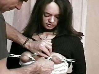 dominant tortures moist cum-hole