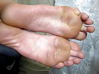 footjob soles