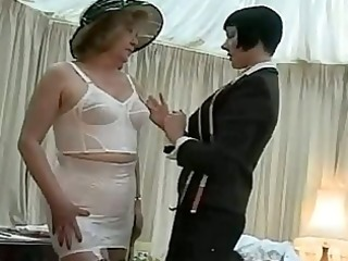 underware fitting for a aged lady