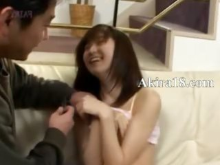 curly korean snatch and ottoman fingering