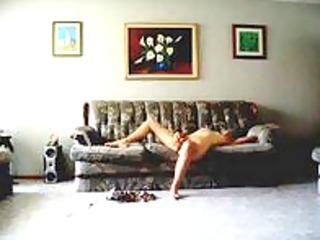 masturbation on spy webcam