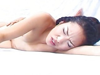 hitoe nakagaki receives overspread in cum