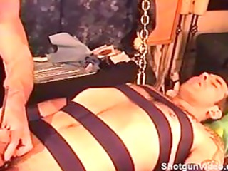 cbt sexy youthful athletic smooth stud fastened
