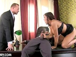 concupiscent whore addicted in rods engulfing and