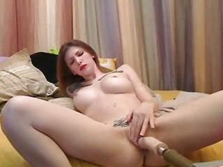 breasty live sex machine web with indigo augustine