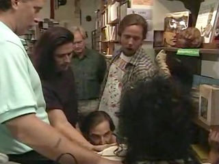 vanessa - one night at the bookstore part5