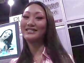 avn expo montage oriental pornstars 3969