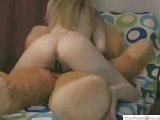 ride that is teddy bear