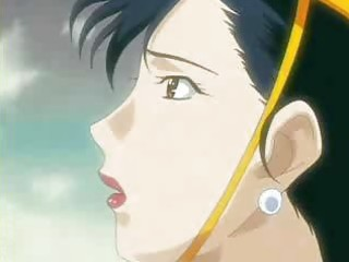 anime tart anally team-fucked creampied